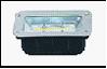 Свет-к  встр.  1*5W IP67  220V LED COB UG3004 Wh в cтену
