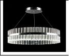 """Люстра """"LED D=600"""" .. светильник потолочный 5248/37WE CR 600*520 6500K LED"""