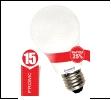 ЛСД Е27 ЛОН  15,0Вт 2700K 220В General светодиодная Лампа GLDEN-WA60P-15-230-E27-2700