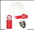 ЛСД Е27 ЛОН  15,0Вт 4500K 220В General светодиодная Лампа GLDEN-WA60P-15-230-E27-4500