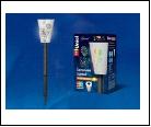 Св.улич. солн. белый UNIEL . светильник USL-S-015/PT350 Садовый светильник на солнечной батарее Magic lantern Серия Special, шк 4690485064428