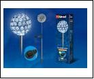 Св.улич. солн. cтальной UNIEL . светильник USL-S-064/MT730 Садовый светильник на солнечной батарее Sirius Серия Special, шк 4690485063278
