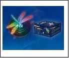 Св.улич. солн. прозрачный UNIEL . светильник USL-S-106/PT075 Садовый светильник на солнечной батарее Magic dragonflyСерия Special, шк 4690485045250