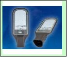 ULV-R22H-100W/DW IP65 GREY Светильник светодиодный уличный консольный. Дневной белый свет (6500K). Угол 110 градусов. TM Uniel., шк 4690485096016
