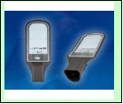 ULV-R22H-35W/DW IP65 GREY Светильник светодиодный уличный консольный. Дневной белый свет (6500K). Угол 110 градусов. TM Uniel., шк 4690485101215