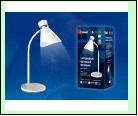 Св. настол. LED  6Вт Подставка светильник настольный TLD-548 White//300Lm/3300-6000K/Dimmer Светильник настольный, 6W. Сенсорный выключатель. Диммер.