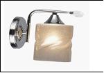 Бра 1-рожк. светильник потолочный 10830/1W (20) CR E27 180*110*170 бра