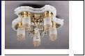 """Люстра """"фигурн.с плафон D=500"""" LED-RGB светильник потолочный 7693/5+1S FGD d500 E27/MR11 RBP"""