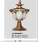 Св.улич. подстав. черн. золото LAMPADA ... YF8009S1 светильник Светильник  (S)