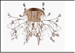 """Люстра """"космос 13"""" LED-RGB светильник потолочный 7255/13Y (2) FGD G4 3W 750*750*300 RBP  (MS)"""