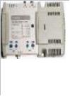 Усилитель TERRA HS003 с расщеплением диапазона (МВ(47-414МГц),Ку29-33,дБ119дБмкВ; ДМВ(470-862МГц),Ку33-39дБ,117дБмкВ, рег.20дБ, питание 220В)