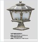Св.улич. подстав. черн. золото LAMPADA ... YF8032S1(S) светильник Светильник