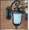 A162 -BR Садово-парковый светильник  L54 W36 H38