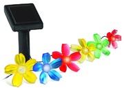 SL-PL400-FLW10   Садовый светильник на солнечной батарее, пластик, цветной, черный, длина 400 см ЭРА (1/24)