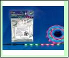 С/д лента 5050-30-7.2-12V-IP65-5m*10mm RGB  SMART Бегущий огoнь (ЦЕНА за 5м) (ПРОДАЖА ТОЛЬКО РУЛОНОМ 5м)  Герметичная