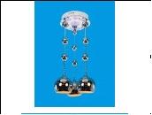 Люстра ЛОН  60Вт . 147X/3CR LED Подвесной светильник ЭкономСвет (Россия)