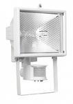 Прожектор 500 Вт FL-500S с датч. движ.  белый