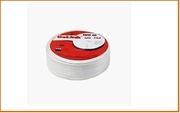ТВ SAT-752 кабель Delink (бел.) (жила-1.13 медь, влагозащ.плен, фольга-медь, оплетка-0.12х64 медь) (100м)