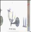 Св.улич. наст.(вверх) черн. золото Е27 VIVID-LIGHT . . ... светильник A102-WU BG Садово-парковый