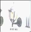 Св.улич. наст.(вверх) черный Е27 VIVID-LIGHT . . ... светильник A102-WU BK Садово-парковый