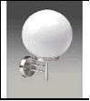 "Светильник садово-парковый ""Шар"" 50013 220V Е27   IP44 Opal Glass"