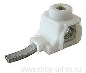 Зажим под проводник для совместного подключения с шиной PIN под боковое соединение EKF