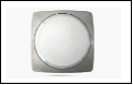 Св. комн. квадр. Хром IP20 BMelectric BM129 .D=270mm Е27 светильник 2*100w 220V хром 10шт