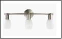 Спот 3-рожк. Е14 светильник ВМ364 Светильник потолочный E14*3 520x110x90mm 10шт