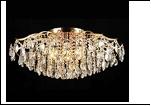 """Люстра """"хрусталь 8"""" LED-RGB светильник потолочный LED-White светильник потолочный 45274/8 FGD E27 740*400"""
