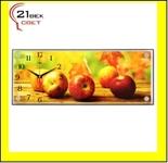 """5020-931 (5) Часы настенные """"Осенние яблочки"""""""