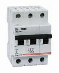 Авт. выкл. 3п  25А  6,0кА тип C TX3 LEG 3-   автомат (1/1)  604837/404058